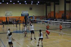 #volleyball #game #Rome #JCU