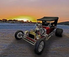 T Bucket Roadster and How You Can Have Your Own Hot Rod Print from VivaChas! the blog begins to lay out the basics of inspiring you to build or buy your own Hot Rod ~:0) VivaChas!