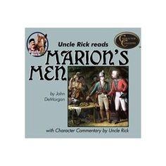 Uncle Rick Reads Marion`s Men CD's  $28