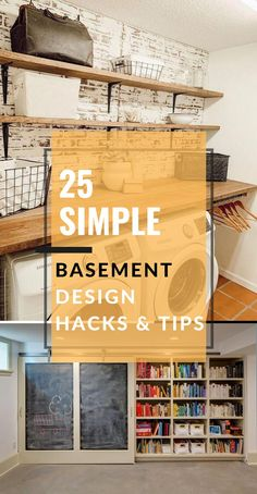 Basement Decor ! Tips For Styling Your Dream Basement #basementdecor #basementideas Basement Decorating, Design Ideas, Classy, Decor Ideas, Decoration, Simple, Amazing, Unique, Pretty