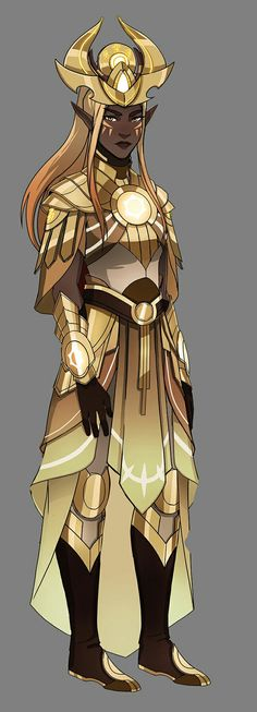 Queen Khessa Design Turnarounds – The Dragon Prince Source by fandom Fantasy Character Design, Character Design Inspiration, Character Art, Fantasy Characters, Female Characters, Black Characters, Thundercats, Dragon Prince Season 3, Prince Drawing