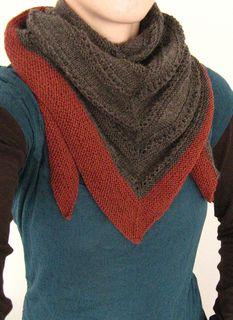 Free Pattern: September Morning scarf - Jana Huck