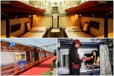 Tiger Express, a semi-luxury train ride and wildlife experience, launched on World Environment Day on June 5th. Passengers enjoyed being close to wildlife  --Sounds like something I'd love to do--  #India #wildlife #travel