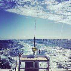 Goodbye east coast come at us Great Barrier Reef!  #seafari #queensland #Australia #fishing #greatbarrierreef #GBR #trailerboat by dimech007 http://ift.tt/1UokkV2