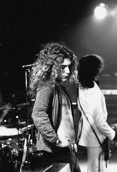 Robert Plant - Jimmy Page