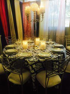 tall cylinder vases centerpiece ideas rose gold wedding reception