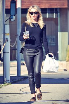 Julianne Hough at Curvee in Beverly Hills