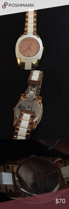 Kate Spade live colorfully rose gold watch Kate Spade live colorfully rose gold watch kate spade Accessories Watches