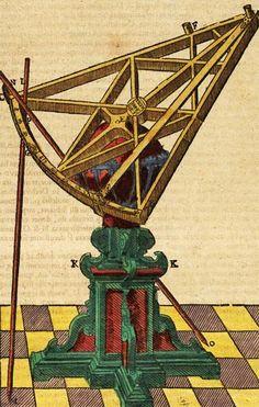 Tyco Brahe's sextant