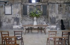 Caroline Gardens Chapel - is a Wedding venue in London, London. Crumbling London chapel - a stunning South London venue