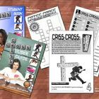 WORD & VOCABULARY STUDY: Finally, Criss-Cross Activity Pack is available. The temptation  to rush the product's release has been resisted. The result, a very comprehensive,...