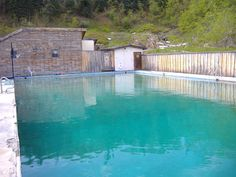 Arctic Circle Hot Springs