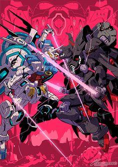Gundam Reconguista in G's final visual unveiled, anime's final boss teased - http://www.afachan.asia/2015/02/gundam-reconguista-gs-final-visual-unveiled-animes-final-boss-teased/