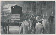 Berlin: Potsdamer Bahnhof 1930