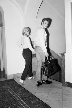 Sylvie Vartan and Johnny Hallyday, 1960s