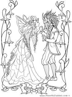 Oberon Titania Baby Pheemcfaddell
