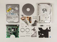 8 GB disassembled :: by Benjamin Plocek & Katharina Hubert I Fetch, Me As A Girlfriend, Nintendo Consoles, Photos, Pictures, Photography, Image, Photograph, Fotografie