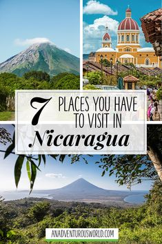 Backpacking in Nicaragua - With beaches, jungles and volcanoes, Nicaragua *might* just be my favourite country in Central America - here's what backpacking in Nicaragua is really like. >> Click through to read the full post! << #Volcanoes #Leon #Ometepe #SanJuanDelSur #Nicaragua #CentralAmerica #Guide #CityGuide #TravelGuide #Travel #Travelling #Backpacking