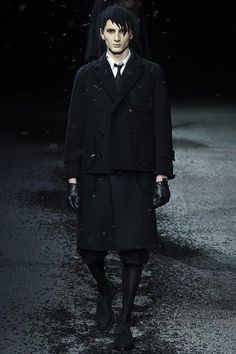 Thom Browne Fall/Winter 2015 Paris