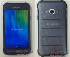 Samsung Galaxy Xcover 3 Front Rear And Specs Leak Samsung Samsung Galaxy Galaxy