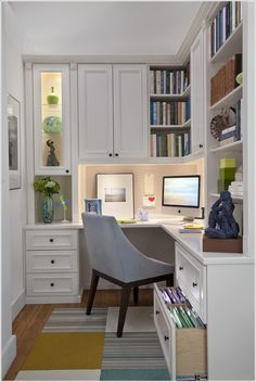 Small Office Organizing Solutions