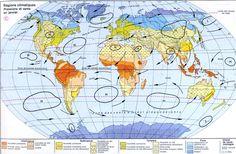 Climats du Monde