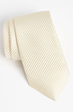 David Donahue Woven Silk Tie available at #Nordstrom http://shop.nordstrom.com/s/david-donahue-woven-silk-tie/3431933?origin=keywordsearch-personalizedsort&contextualcategoryid=2375500&fashionColor=Champagne&resultback=633&cm_sp=personalizedsort-_-searchresults-_-1_2_C