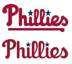 Phillies!......My team....I worked at the ball park during the 2008 world series!!