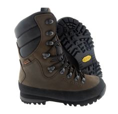 S-KARP Forest FXT Winter - Waterproof Hunting/ Foresting Boots with eVent winter membrane and Vibram sole. Good also for Backpacking Trekking, Backpacking, Hiking Boots, Hunting, Winter, Casual, Fashion, Winter Time, Moda