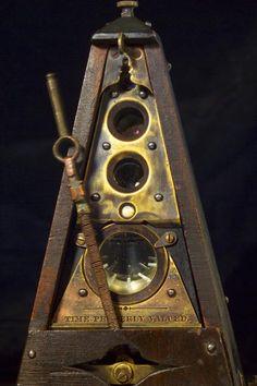 Antique Maelzel Metronome Paris France Music Pinterest