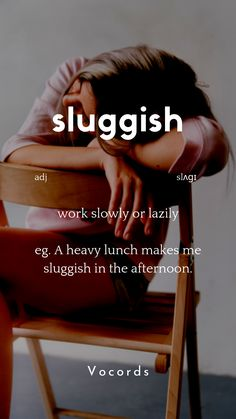 work slowly or lazily  #vocords #vocabulary #learnEnglish #English #englishOnline