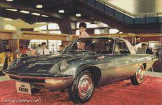 1964 Mazda - Cosmo Concept