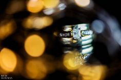 Springtime Wedding at Clevedon - wedding rings. Nikon 105mm Macro