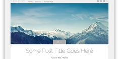 Best WordPress responsive themes collection of 2014 [ Part 4]