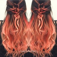 Image result for mint color combinations hair