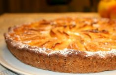 Profumo di Lievito: crostata di mele alsaziana