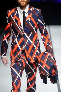 Yoshio Kubo F/W 2014 Menswear