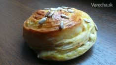 sk - recepty a videá o varení Baked Potato, Quiche, Food And Drink, Potatoes, Cooking Recipes, Pudding, Pie, Yummy Food, Bread