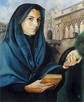 St. Rose Venerini of Viterbo, Italy. May 7 feast day.