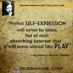 Florence Scovel Shinn quote is part of the Metaphysical Divas of Yesteryear series brought to you by debbianne.com. Empowerment | inspiration | success | manifesting | metaphysics | law of attraction | classic new thought | spirituality | inspiring | self improvement | wisdom | truth | the secret | personal growth | consciousness | enlightenment | belief | self love | higher mind | inner guidance | intuition | strong women | nonresistance | yin power