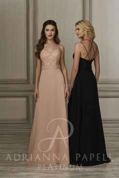 eaedb5a2a0 Just look at these stunning Adrianna Papell Bridesmaid dresses - style code  - 40155