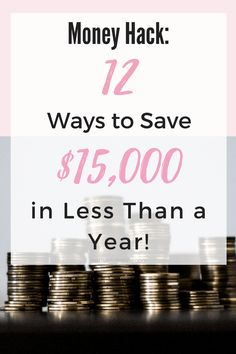 """Pay off debt, build an emergency fund, or just have """"fun"""" money, use these tips to become a money saving maveric."""