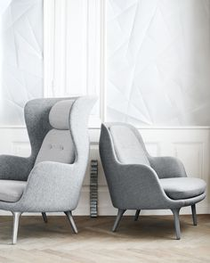 Fri Chair and Ro Chair, designed by Jaime Hayon for Fritz Hansen | Home decor ideas and inspiration | Couch Potato Company