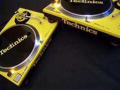 Custom technics 1200