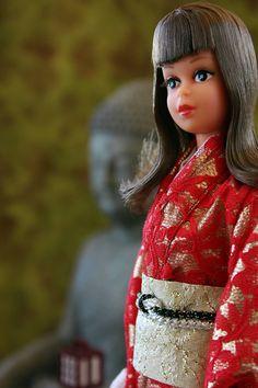 Japanese Francie from the Francie Fairchild Facebook group