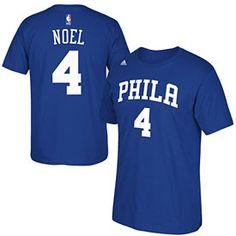 Get this Philadelphia 76ers Nerlens Noel Name and Number T-Shirt at  PhillyTeamStore.com 4b12917e7