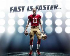 Nike + 49ers = Awesome
