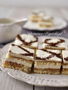 Ciasto serowo-kawowe