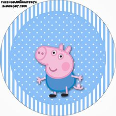 Discover recipes, home ideas, style inspiration and other ideas to try. Cumple George Pig, George Pig Party, Aniversario Peppa Pig, Cumple Peppa Pig, Beatles Party, Cars Birthday Invitations, Candy Bar Labels, Pig Birthday, Free Printable
