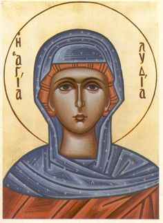 Where to Find Her: Lydia is regarded as a saint in the Eastern Orthodox churches, so she is much more often found in icons rather than in Western European paintings.